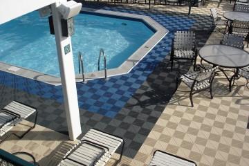 Sol pour piscine & Spas