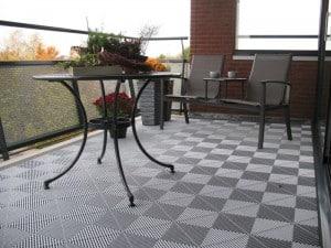 sol pour balcon