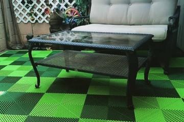 dalle de sol pour patio et cours