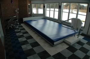 sol pour spa