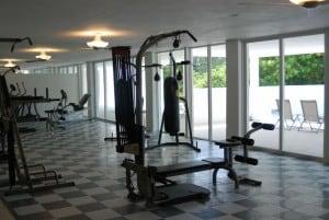 sol pour salle de sport