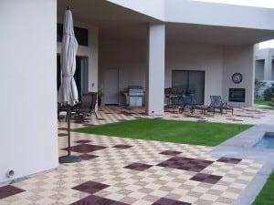 dalle de sol pour terrasse exterieure