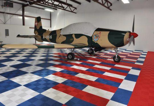 sol-pour-hangar-avion