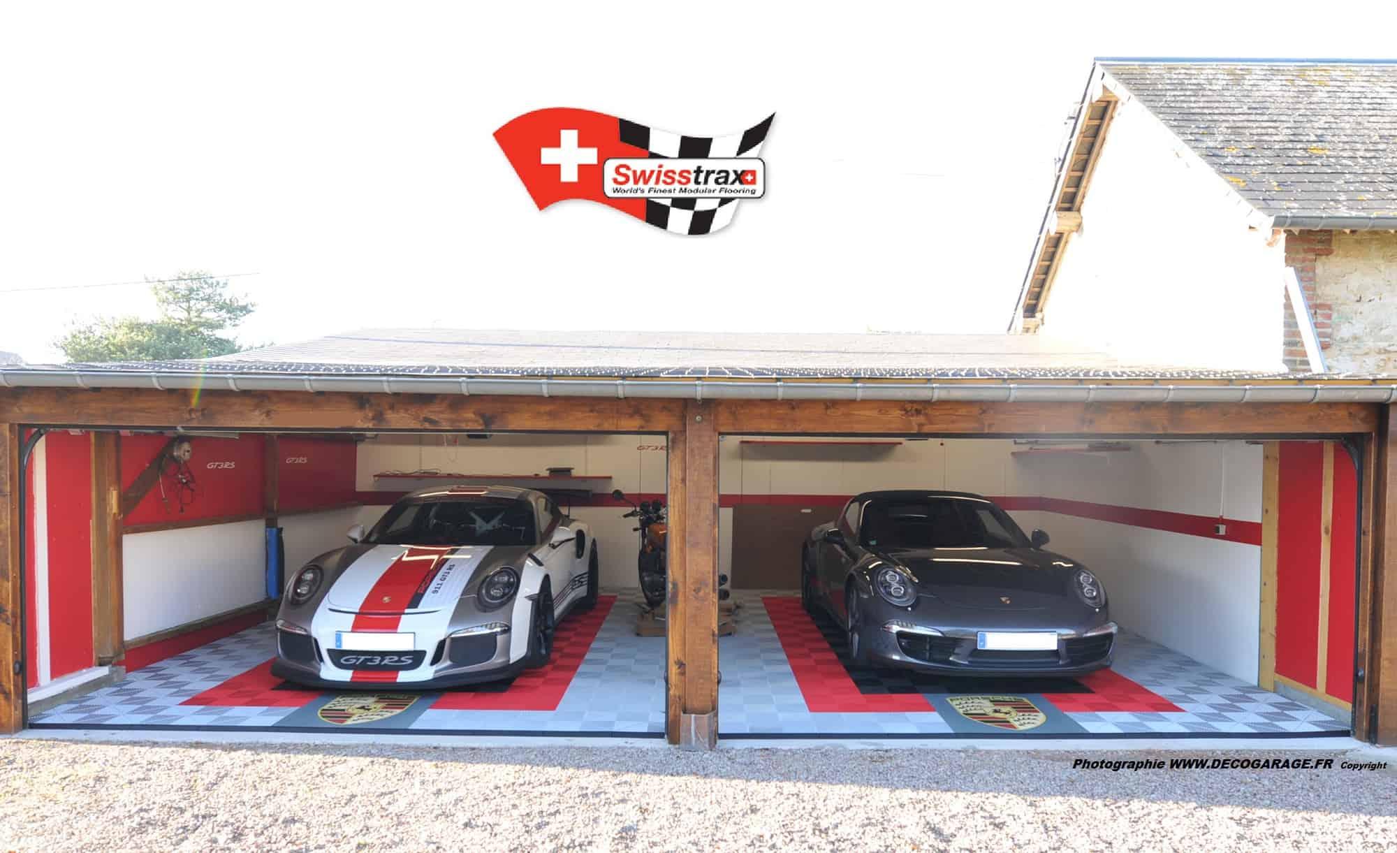 Dalle de sol pour garage particuliers et professionels - Garage demontable pas cher ...