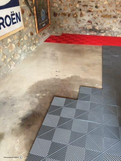 dalle de sol pour cave une solution drainante et isolante. Black Bedroom Furniture Sets. Home Design Ideas