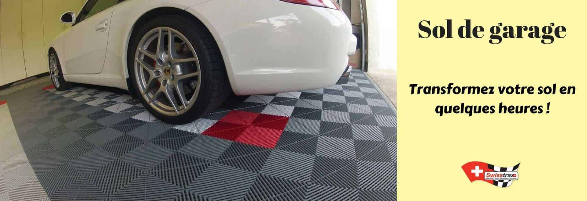 Votre sol de garage
