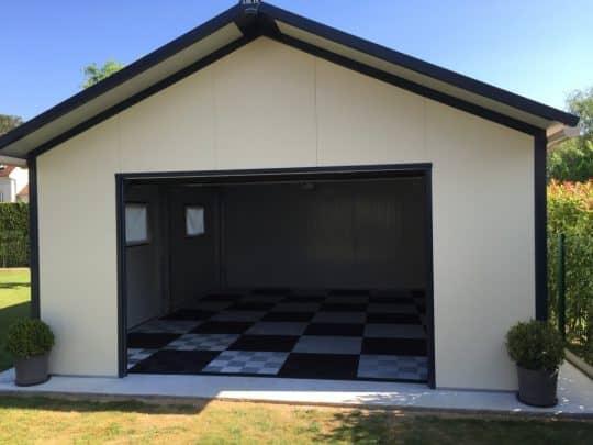 dalle de sol pour garage particuliers et professionels sol garage. Black Bedroom Furniture Sets. Home Design Ideas
