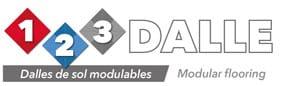 123Dalle - Dalles de sol clipsables SWISSTRAX