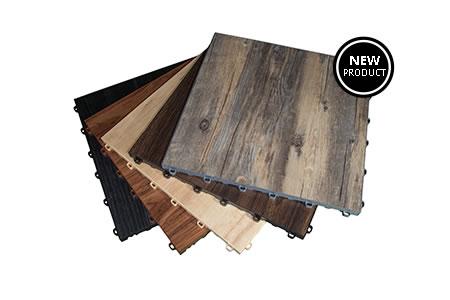 dalle clipsable imitation bois 123dalle dalles de sol clipsables swisstrax. Black Bedroom Furniture Sets. Home Design Ideas