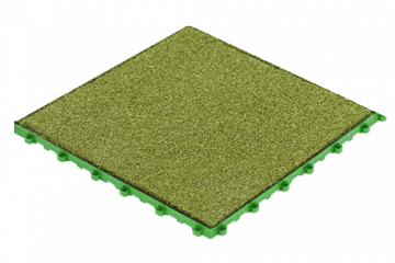 Dalle clipsable imitation gazon TURFTRAX