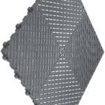 dalles de sol gris foncé
