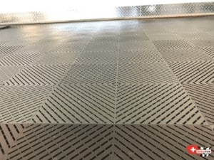dalles de sol drainante