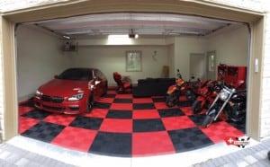 revêtement sol pour garage