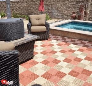 dalles de sol pour terrasse