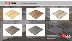 couleur dalle vinyltrax