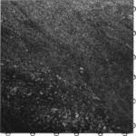 dalle de sol effet marbre noir