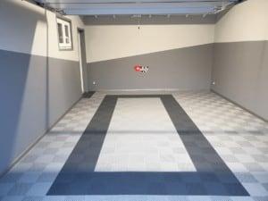 dalles pour garage