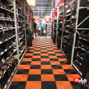 sol pour merchandising