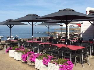 sol pour restaurant de plage