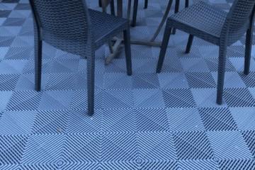 revêtement de sol extérieur