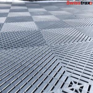 sol drainant pour piscine