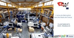 usine swisstrax europe
