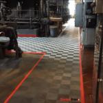 dalles de sol pour industrie