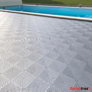 sol pour contour de piscine