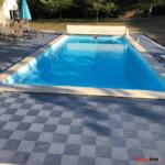 sol terrasse piscine